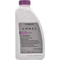 Антифриз VAG Coolant ready mix G12 evo -35 °C (G12E050A2) 1 литр.