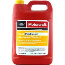 Антифриз Ford Motorcraft Gold Antifreeze 3,78 литра.
