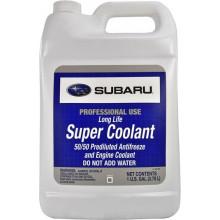 Антифриз Subaru Antifreeze Lonf Life Coolant 3,78 литра.