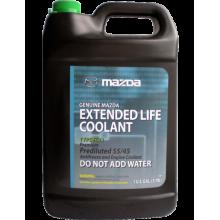 Антифриз Mazda extended life coolant type fl22 -40 °C 3,785 литра.