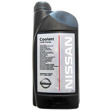 Антифриз Nissan Coolant L248 Premix 1 литр.