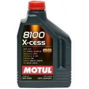 Моторное масло MOTUL 8100 X-cess 5W-40 2 литра.