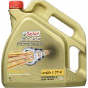 Моторное масло Castrol Edge Professional LL 5W-30 (VAG) 4 литра.