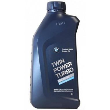 Моторное масло BMW TwinPower Tubo Oil Longlife-04 5W-30 1 литр.