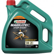 Моторное масло Castrol Magnatec STOP-START 5W-20 E 4 литра.