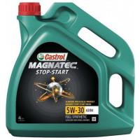 Моторное масло Castrol Magnatec STOP-START 5W-30 A3/B4 4 литра.