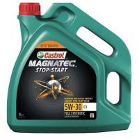Моторное масло Castrol Magnatec STOP-START 5W-30 C3 4 литра.