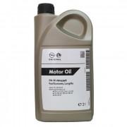 Моторное масло GM Dexos2 Longlife 5W-30 2 литра.