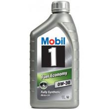 Моторное масло Mobil 1 0W-30 Fuel Economy 1 литр.