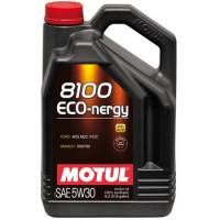 Моторное масло MOTUL 8100 Eco-nergy 5W-30 5 литров.