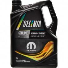 Моторное масло Petronas Selenia WR Pure Energy 5W-30 5 литров.