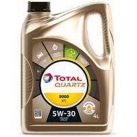 Моторное масло Total 9000 Future NFC 5W-30 4 литра.