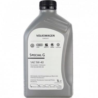 Моторное масло VW Audi Skoda Special G 5W-40 1 литр.