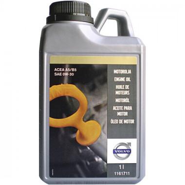 Моторное масло Volvo Engine Oil A5/B5 0W-30 1 литр.
