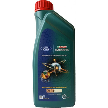 Моторное масло Castrol Magnatec Professional D 0W-30 (Ford) 1 литр.