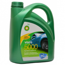 Моторное масло Visco 5000 10W-40 A3/B4 4 литра.