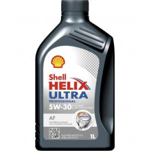 Моторное масло Shell Helix Ultra Professional AF 5W-30 1 литр.