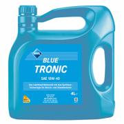 Моторное масло Aral BlueTronic 10W-40 4 литра.