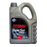 Моторное масло Titan SuperSyn LongLife 5W-40 5 литров.