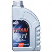 Моторное масло Fuchs Titan GT 1 PRO 5W-30 C-4 1 литр.
