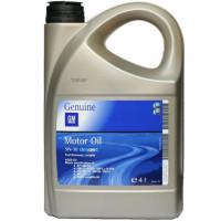 Моторное масло GM Dexos2 Longlife 5W-30 4 литра.