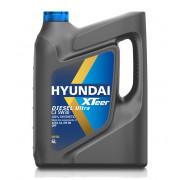 Моторное масло Hyundai Xteer DPF DISEL Ultra C3 SN/C3 5W-30 6 литров.