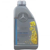 Моторное масло Mercedes-Benz 5W-40 (229.5) 1 литр.