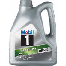 Моторное масло Mobil 1 0W-30 Fuel Economy 4 литра.