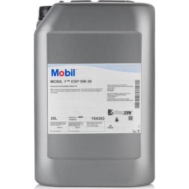 Моторное масло Mobil 1 ESP 5W-30 20 литров.