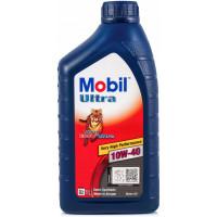 Моторное масло Mobil Ultra 10W-40 1 литр.