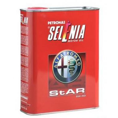 Моторное масло Petronas Selenia Star 5W-40 2 литра.