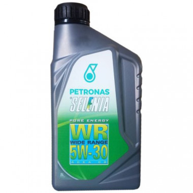 Моторное масло Petronas Selenia WR Pure Energy 5W-30 1 литр.