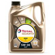 Моторное масло Total 9000 Future NFC 5W-30 5 литров.