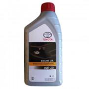 Моторное масло Toyota Fuel Economy Extra 0W-20 1 литр.