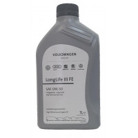 Моторное масло VW Audi Skoda Longlife III 0W-30 1 литр.