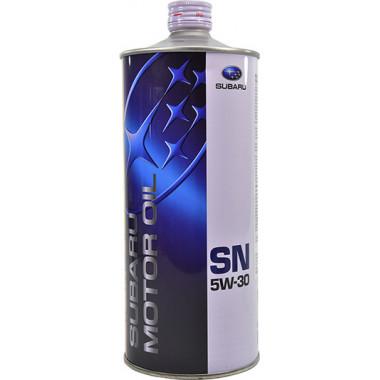 Моторное масло Subaru Motor Oil 5W-30 1 литр.
