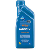 Моторное масло Aral HighTronic F 5W-30 1 литр.