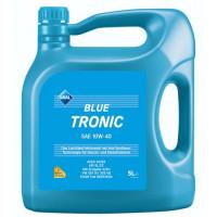 Моторное масло Aral BlueTronic 10W-40 5 литров.