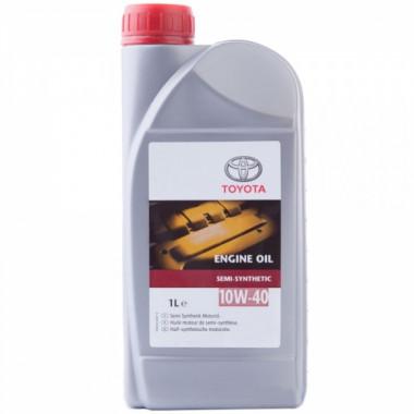 Моторное масло Toyota Semi Synthetic 10W-40 1 литр.