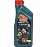 Моторное масло Magnatec STOP-START 0W-30 D 1 литр.