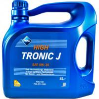 Моторное масло Aral HighTronic J 5W-30 4 литра.