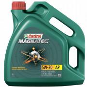 Моторное масло Castrol Magnatec 5W-30 AP 4 литра.