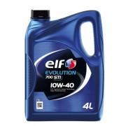Моторное масло Elf Evolution 700 STI 10W-40 4 литра.