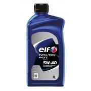 Моторное масло Elf Evolution 900 FT 5W-40 1 литр.