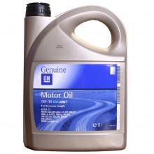 Моторное масло GM Dexos2 Longlife 5W-30 5 литров.