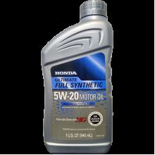 Моторное масло Honda Full Synt 5W-20 0,946 литра.