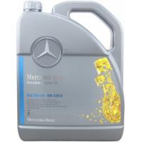Моторное масло Mercedes-Benz 5W-40 (229.5) 5 литров.