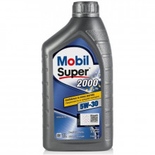 Моторное масло Mobil Super 2000 X1 5W-30 1 литр.
