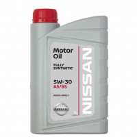 Моторное масло Nissan 5W-30 A5/B5 1 литр.