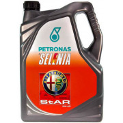 Моторное масло Petronas Selenia Star 5W-40 5 литров.